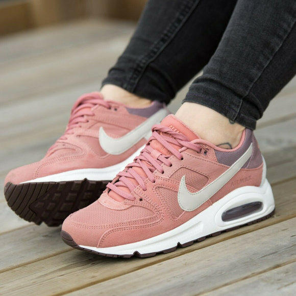 Nwt Nike Air Max Command Stardust Pink